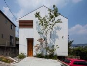 House in Ikoma - Arbol Design Studio - Japan - Exterior - Humble Homes