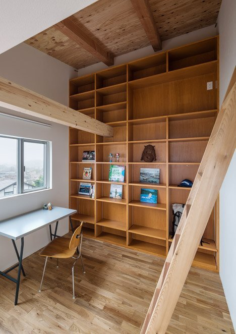 House in Kitakamakura - Small House - Sunao Koase Architects - Japan - Storage - Humble Homes