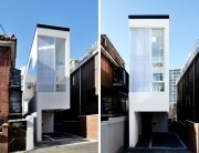 Mini House - Narrow House - AIN Group - Seoul - Exterior - Humble Homes