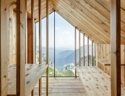 Skuta Mountain Cabin - OFIS architects - Slovenia - Interior 2 - Humble Homes