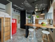 Student Apartment - LYCS Architecture - Hong Kong - Beds - Humble Homes