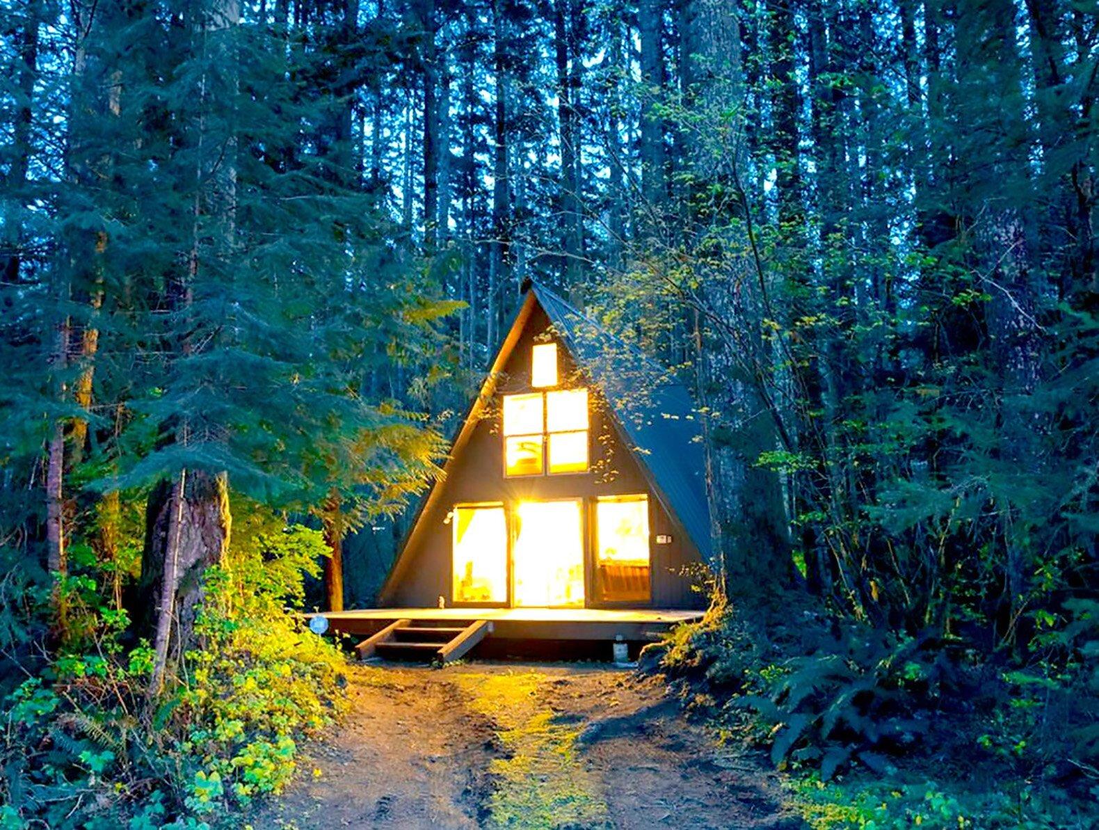 Tye Haus A Frame Cabin