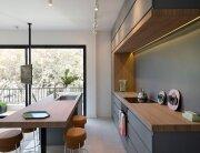 55 Metre Apartment - Maayan Zusman and Amir Navon - Tel Aviv - Kitchen - Humble Homes