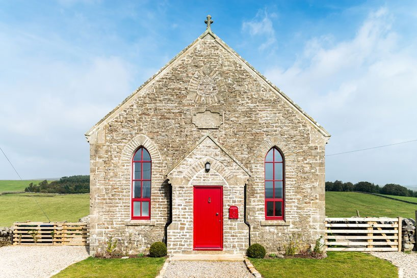 Chapel on the Hill - Evolution Design - England - Exterior - Humble Homes