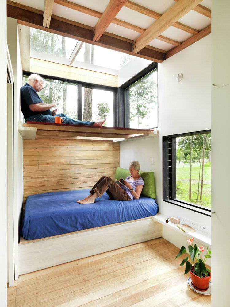 House Prototype - Luis Roldan Velasco + Ángel Hevia Antuña - Ecuador - Sleeping Area - Humble Homes