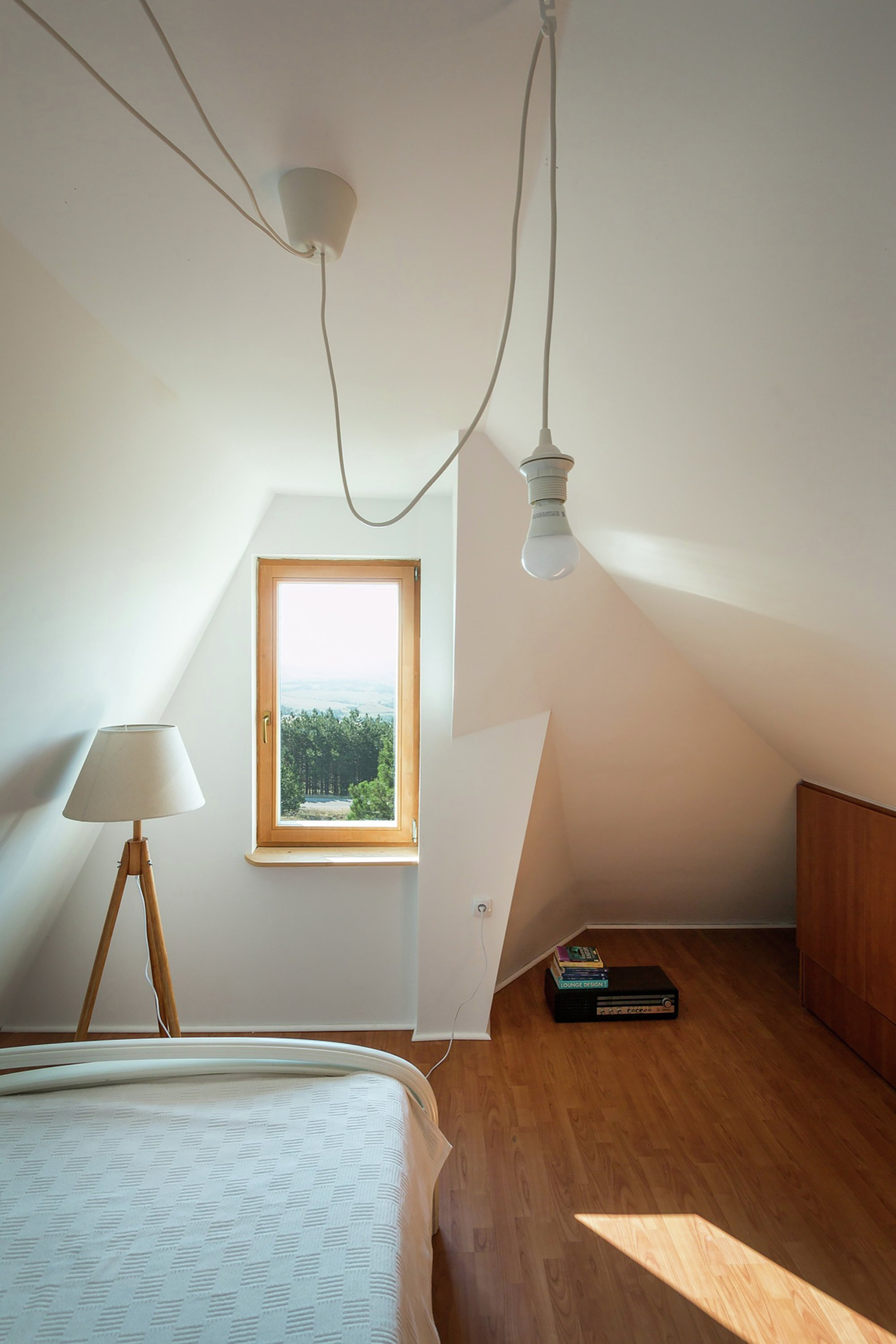 House in Divcibare - EXE studio - Serbia - Bedroom - Humble Homes
