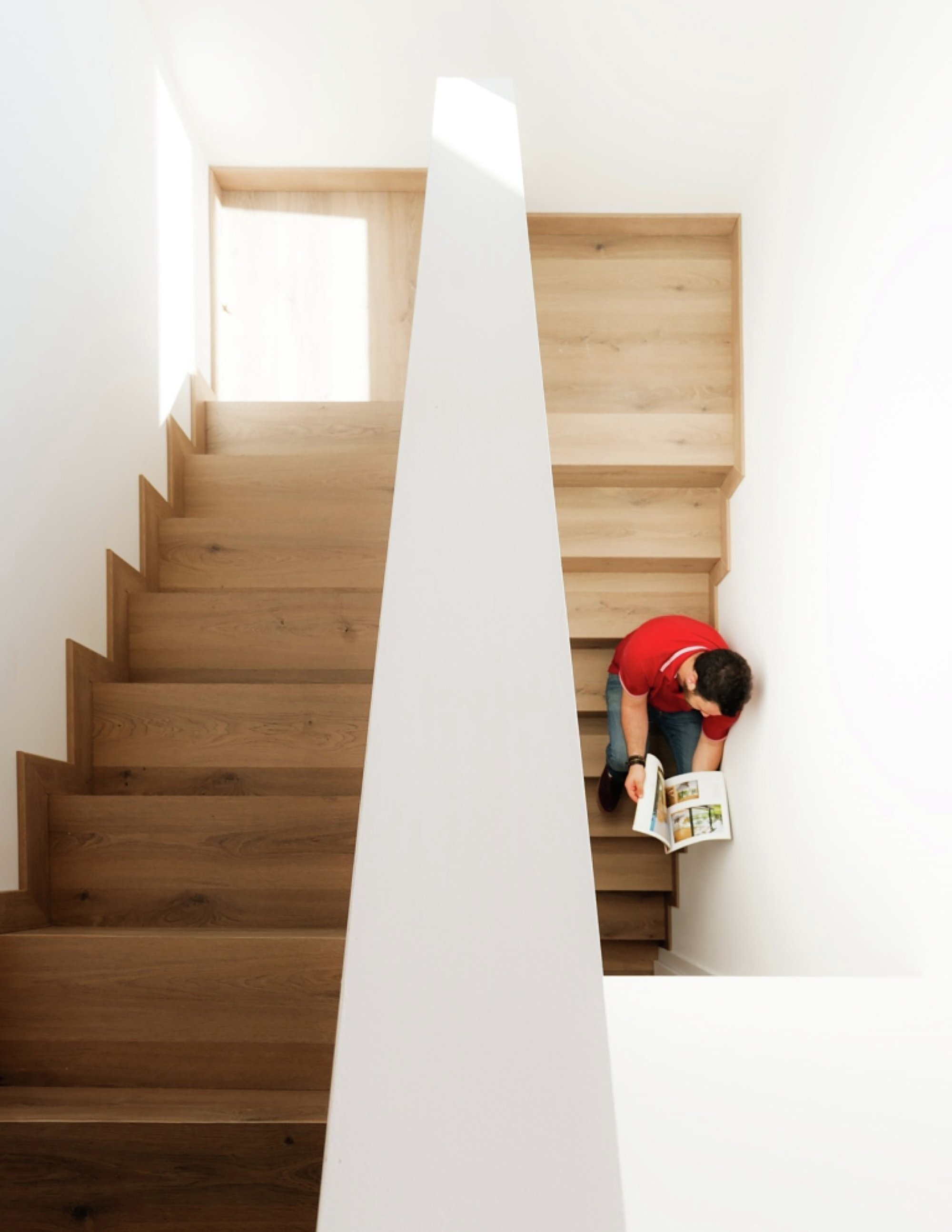 House in Novellara - KM 429 architecture - Italy - Staircase - Humble Homes