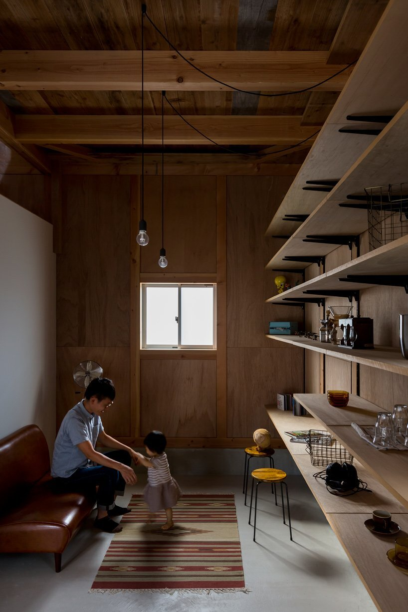Ishibe House - ALTS Design - Japan - Storage - Humble Homes