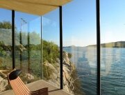 Manshausen Island Resort - Stinessen Arkitektur - Norway - Interior View - Humble Homes