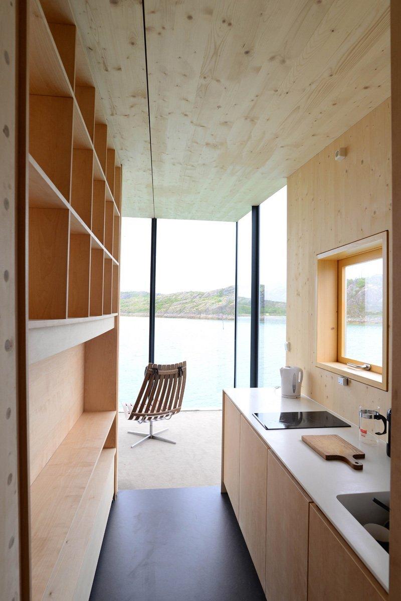Manshausen Island Resort - Stinessen Arkitektur - Norway - Kitchen - Humble Homes