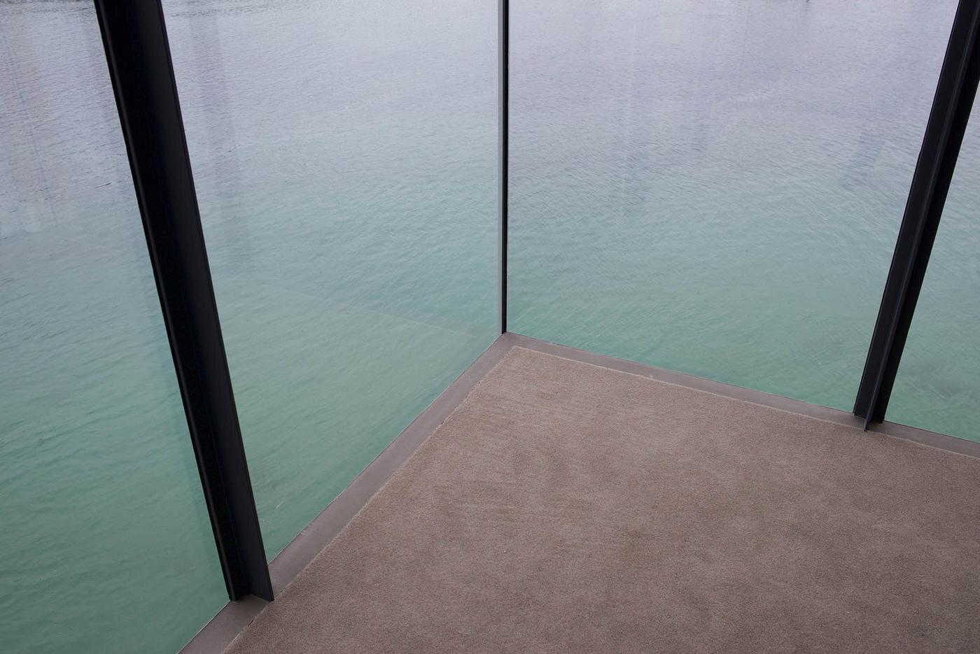 Manshausen Island Resort - Stinessen Arkitektur - Norway - Water View - Humble Homes