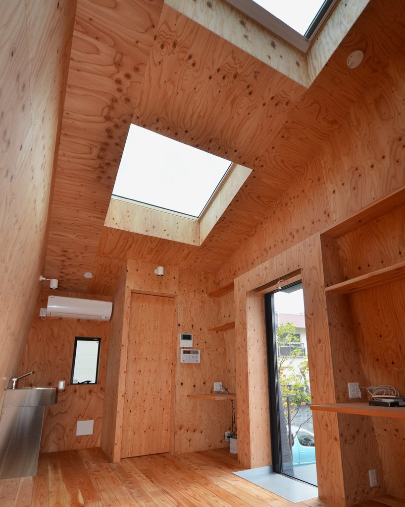 Mountain House - Hiroki + Tomoko Sekiguchi - Hyogo Japan - Kitchen - Humble Homes