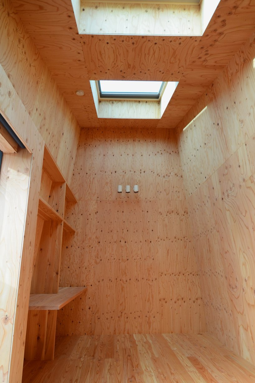 Mountain House - Hiroki + Tomoko Sekiguchi - Hyogo Japan - Living Area - Humble Homes