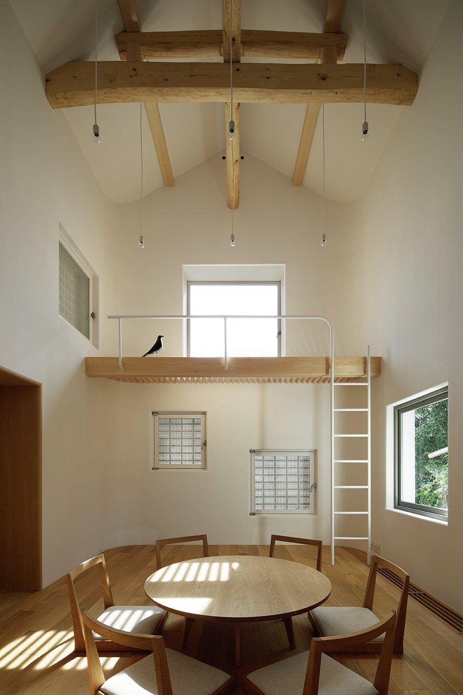 RebirthHouse - Ryo Matsui Architects - Japan - Dining Area - Humble Homes