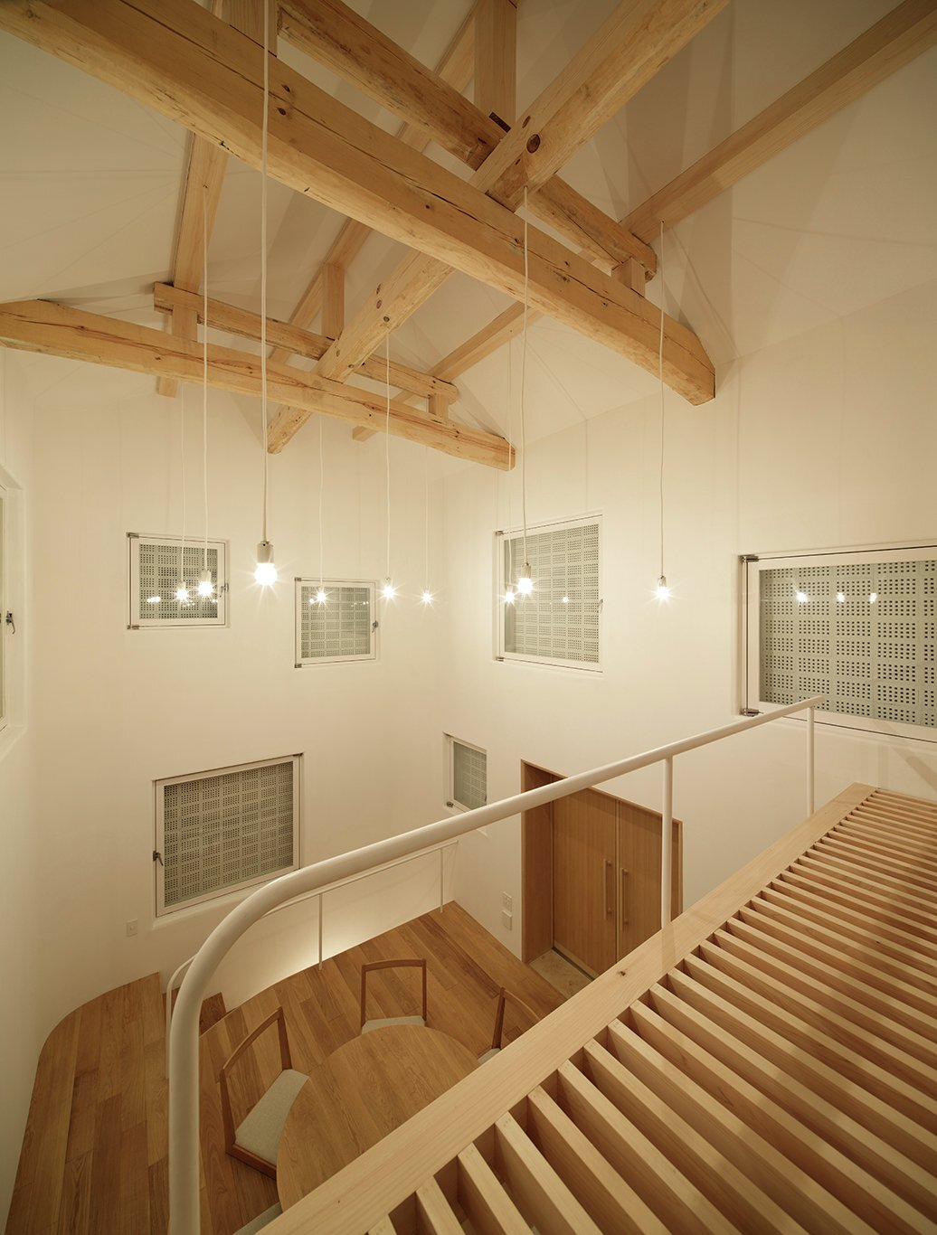 RebirthHouse - Ryo Matsui Architects - Japan - Roof Structure - Humble Homes