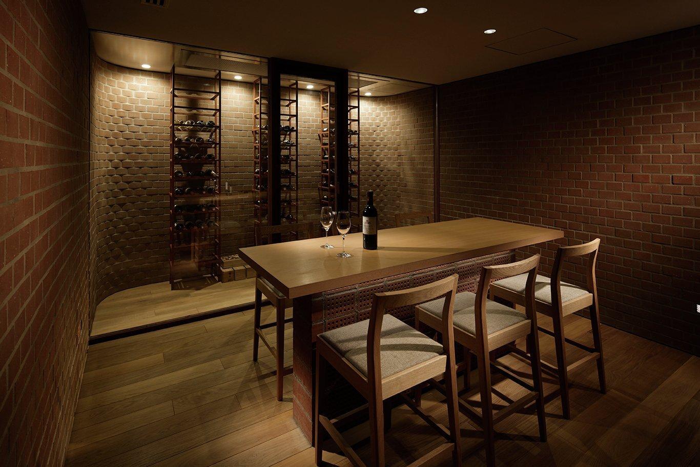 RebirthHouse - Ryo Matsui Architects - Japan - Wine Cellar - Humble Homes
