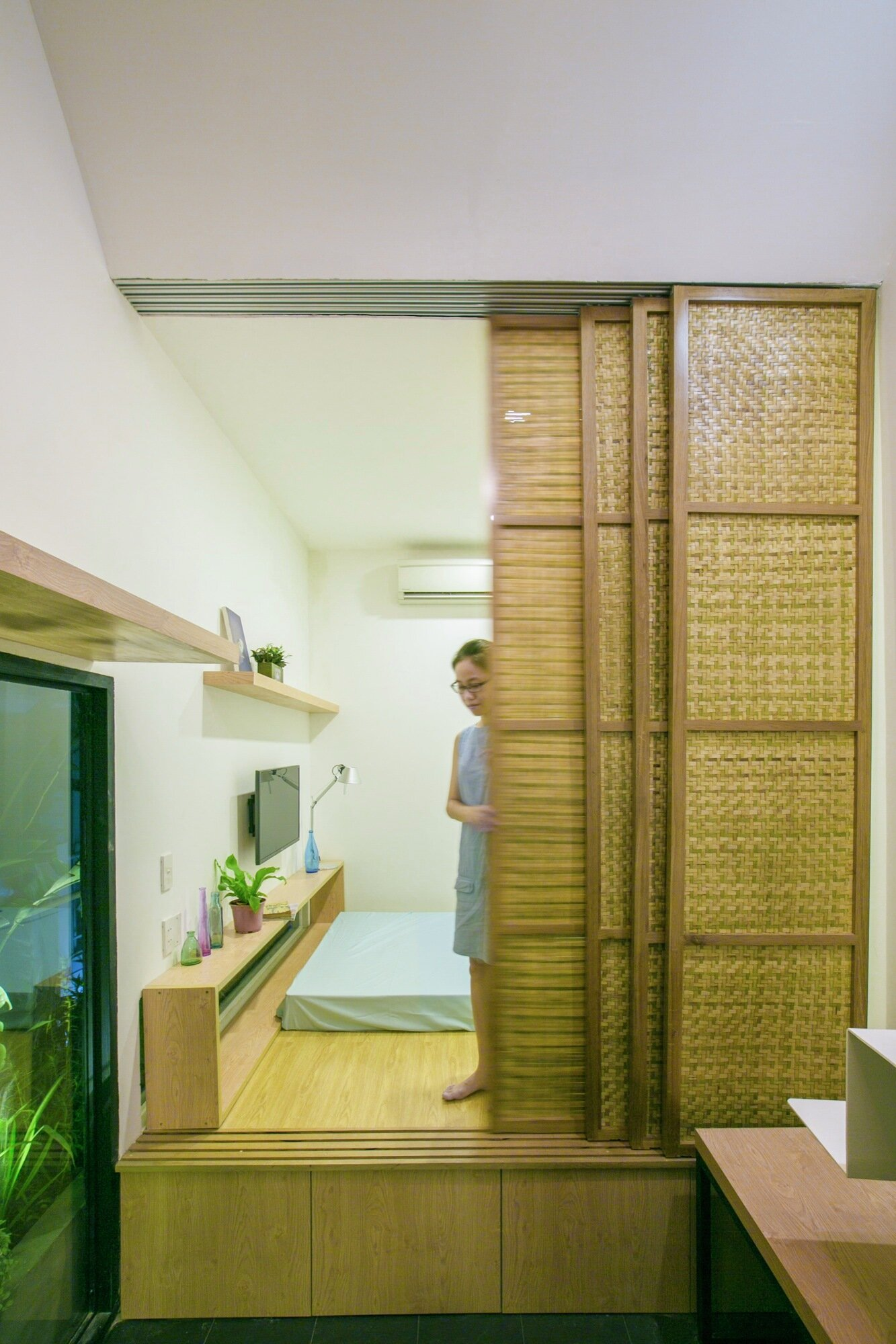 2.5 House - Khuon Studio - Vietnam - Bedroom - Humble Homes