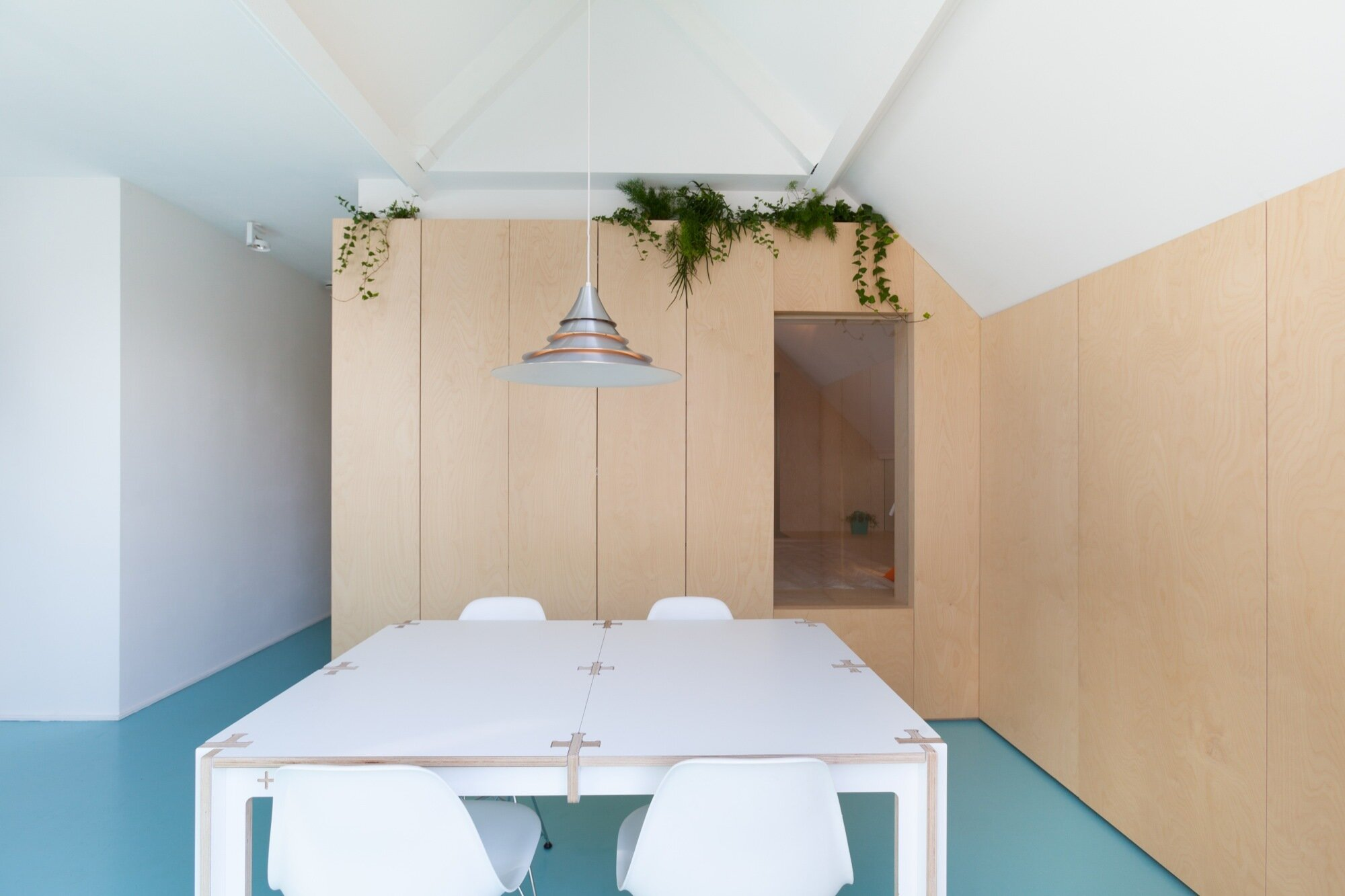 Amsterdam Urban Loft - Bureau Fraai - Amsterdam - Dining Room - Humble Homes