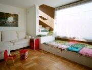 Double Helix House - Onishimaki + Hyakudayuki Architects - Tokyo - Living Area - Humble Homes