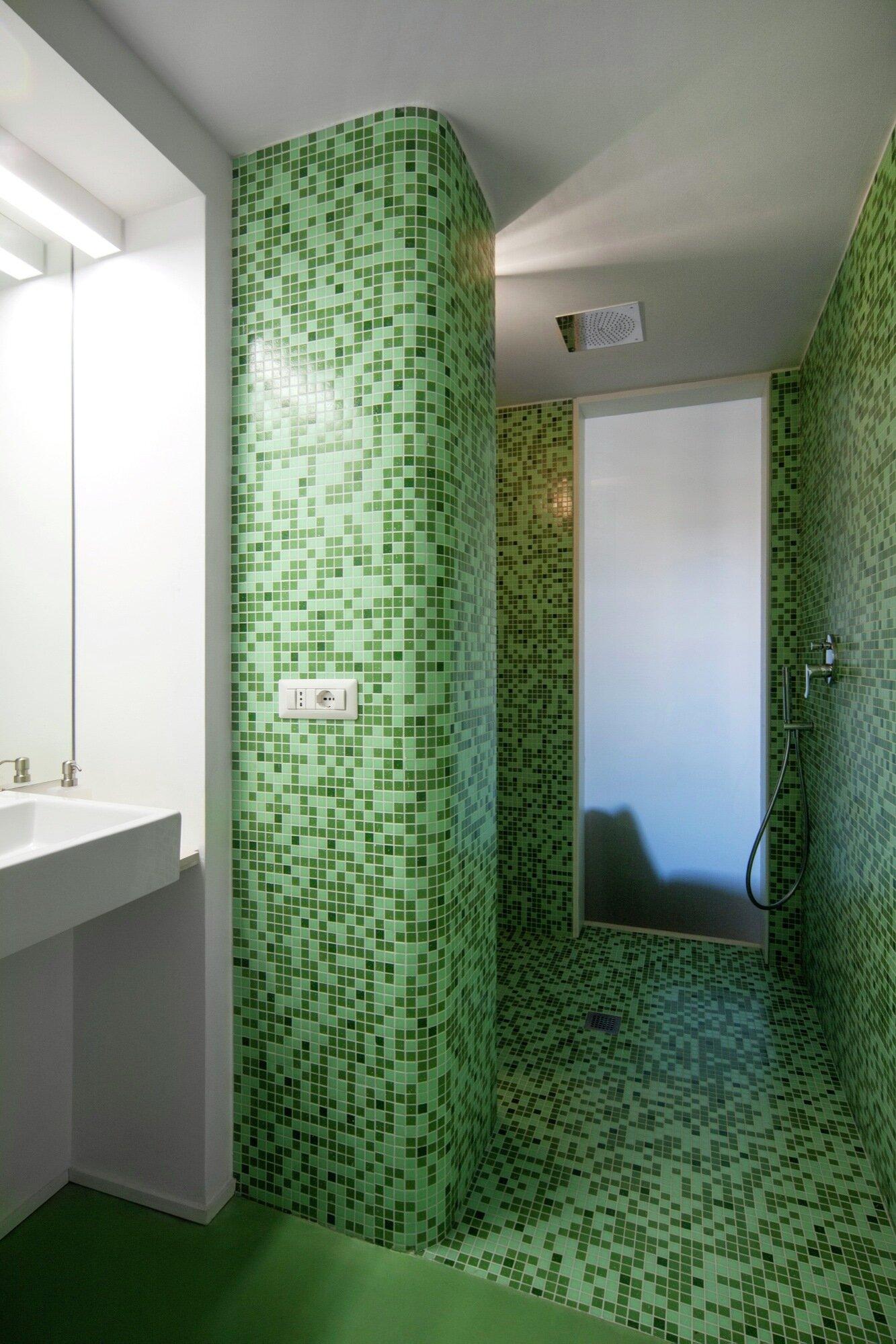 FERMI - BLA Ufficio di Architettura - Italy - Bathroom - Humble Homes