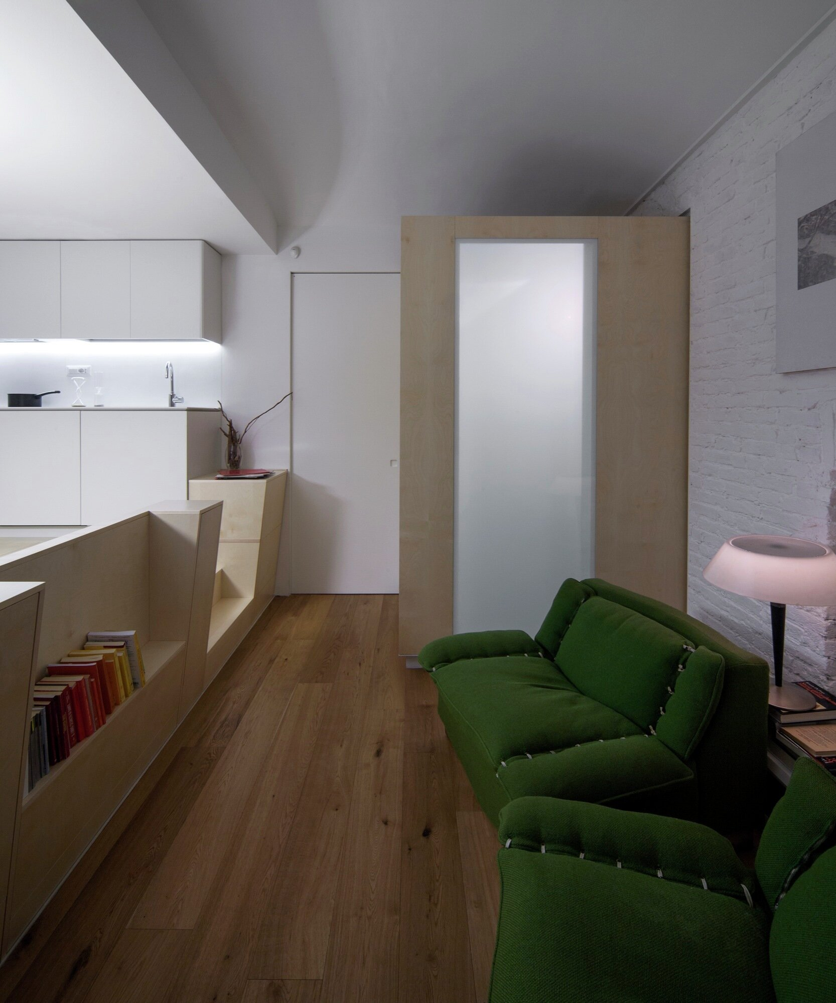 BLA Transform a Run-Down Apartment into A Smart Small Home