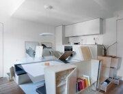 FERMI - BLA Ufficio di Architettura - Italy - Storage Revealed - Humble Homes