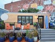 Intel IOT Smart Tiny House - Kyle Schuneman - San Francisco - Exterior - Humble Homes