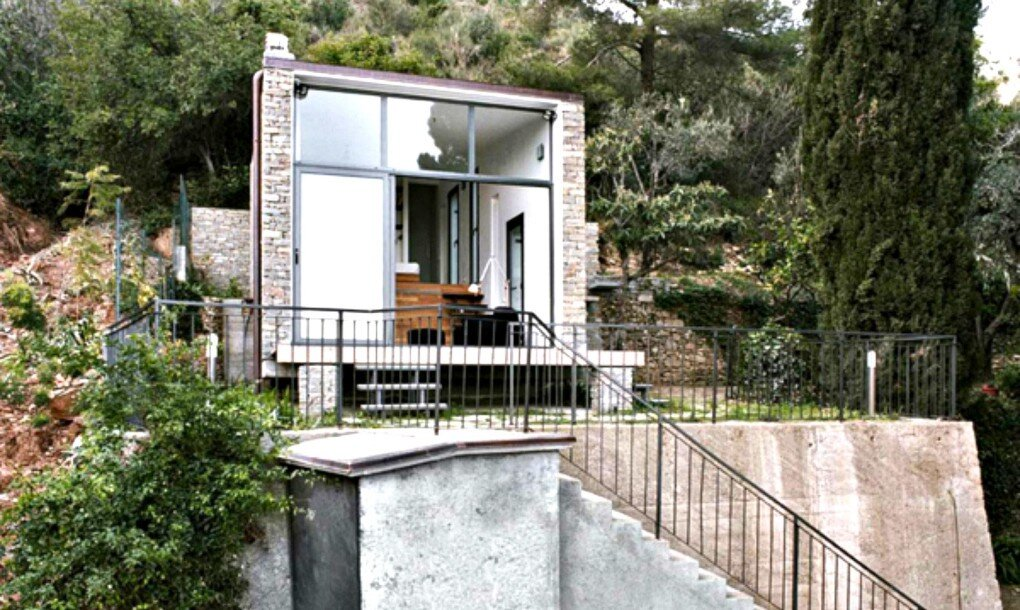 Tiny House - Studioata - Italy - Exterior - Humble Homes
