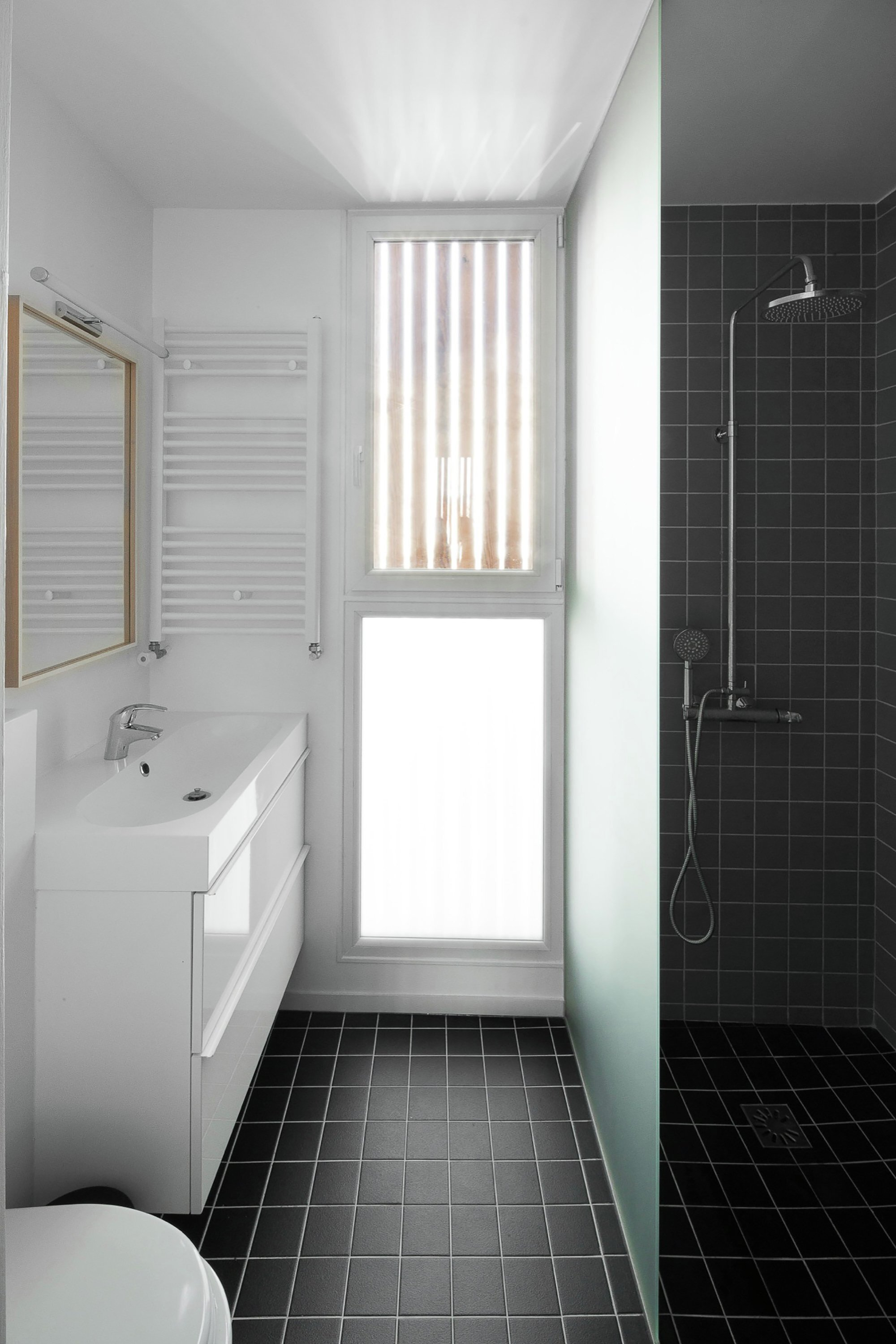 Urban Beat - WY-TO architects - France - Bathroom - Humble Homes