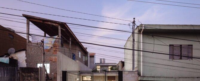 Vila Matilde House - Terra e Tuma Arquitetos - Brazil - Exterior - Humble Homes