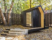 Writing Pavilion - Architensions - Brooklyn - Exterior - Humble Homes