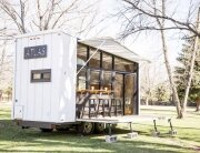 Atlas Tiny House on Wheels - F9 Productions - Longmont - Deck Down - Humble Homes