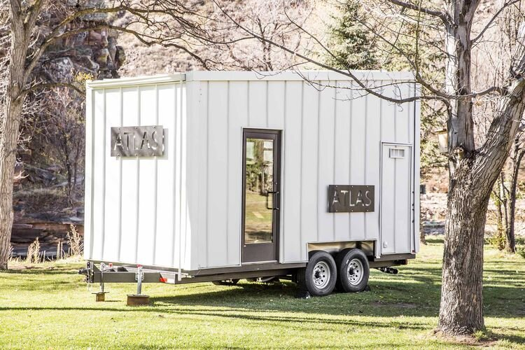 atlas tiny house on wheels f9 productions longmont exterior humble homes