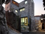 Blooming House with Wild Flowers - Studio GAON - Exterior - Humble Homes