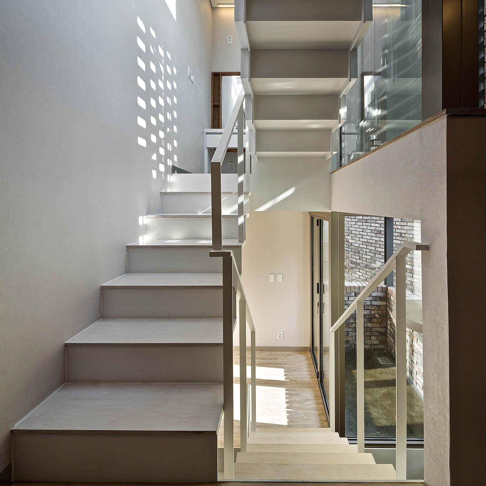 Five Trees - YounghanChung Architects - South Korea - Staircase - Humble Home