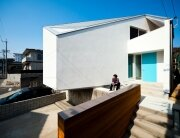 House in Nagoya - Atelier Tekuto - Japan - Exterior - Humble Homes