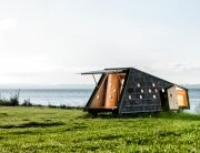 Nature Shetlers - LUMO Architects - Denmark - By the sea - Humble Homes