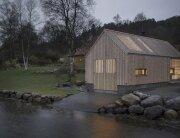 Naust V - Koreo Arkitekter + Kolab Arkitekter - Norway - Exterior - Humble Homes