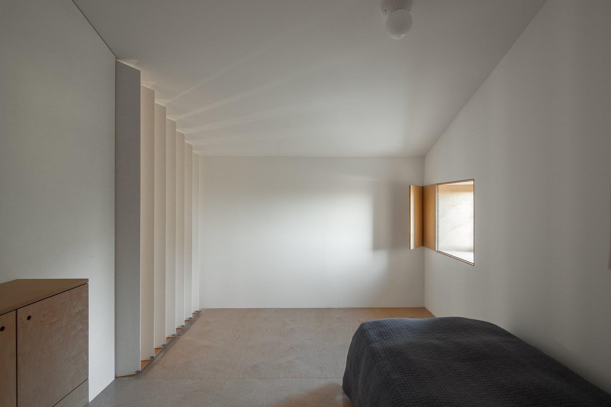 Nogueiras House - Sofia Parente + André Delgado - Portugal - Bedroom - Humble Homes