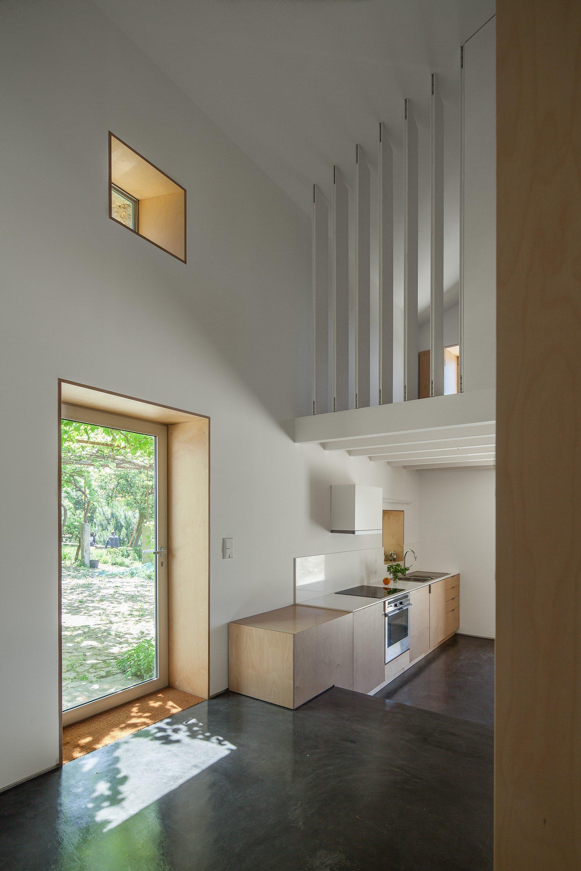 Nogueiras House - Sofia Parente + André Delgado - Portugal - Kitchen - Humble Homes