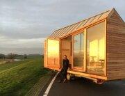 Porta Palace Tiny House - Daniel Venneman - The Netherlands - Exterior - Humble Homes
