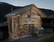 Swedish Cabin - JS' Barn Reconversion - Alp'Architecture Sàrl - Switzerland - Exterior - Humble Homes