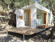Tiny House on Wheels - Echo Livin - Greece - Exterior - Humble Homes