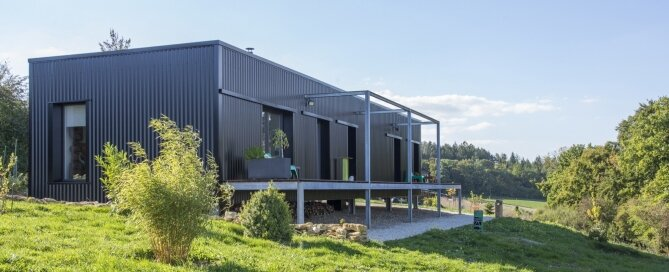 Un Dernier Voyage - Spray Architecture + Gabrielle Vella-Boucaud - France - Exterior - Humble Homes