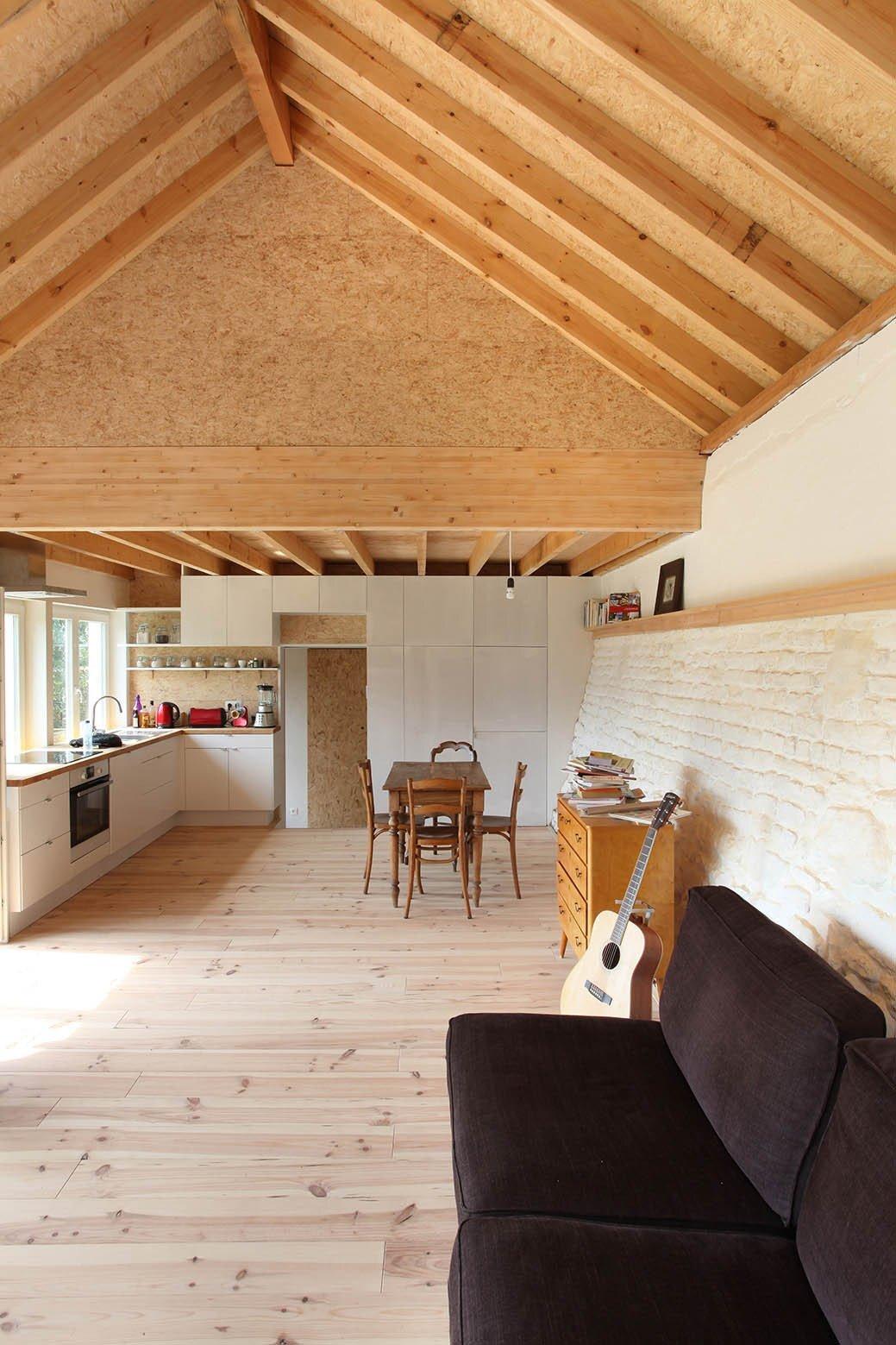 Workshop - Aurelie Hachez Architecte - Belgium - Living Area - Humble Homes