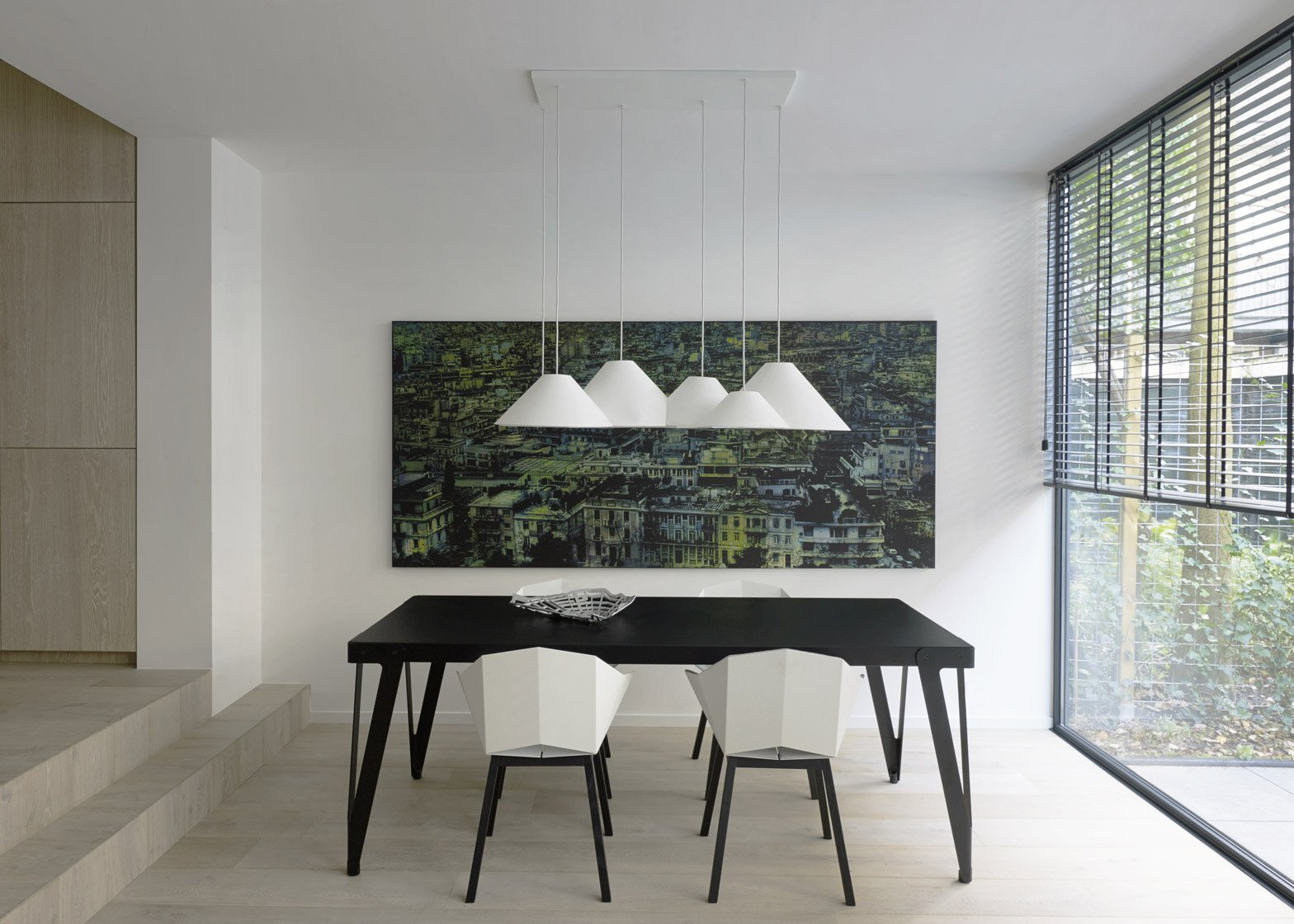 Amsterdam Apartment - Studio Frederik Roije - Amsterdam - Dining Room - Humble Homes