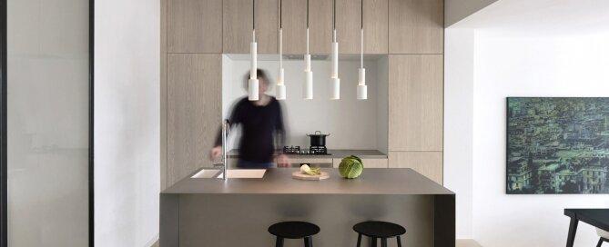 Amsterdam Apartment - Studio Frederik Roije - Amsterdam - Kitchen - Humble Homes