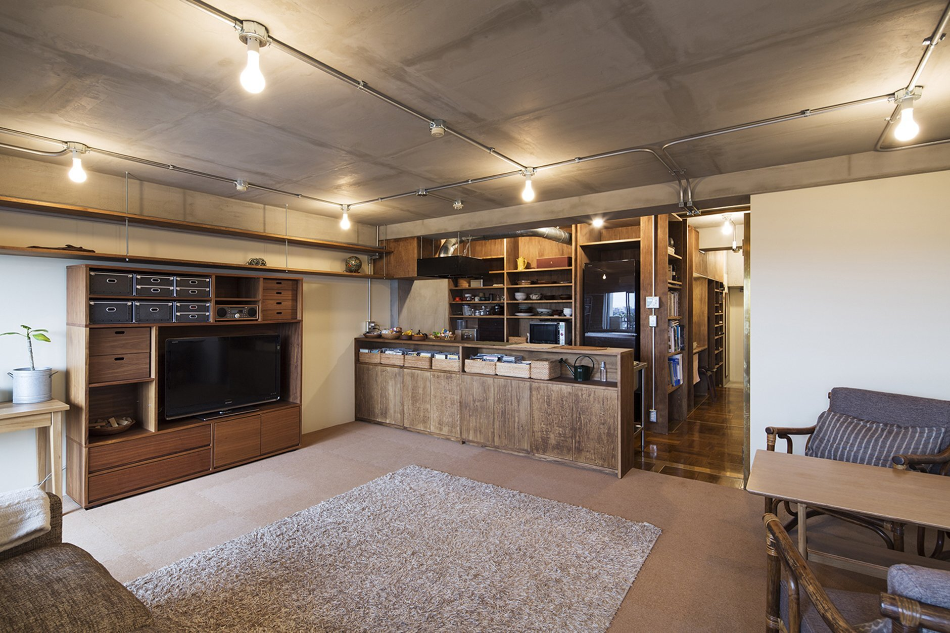 Gakugeidaigaku - Yuichi Yoshida & Associates - Japan - Living Area 2 - Humble Homes