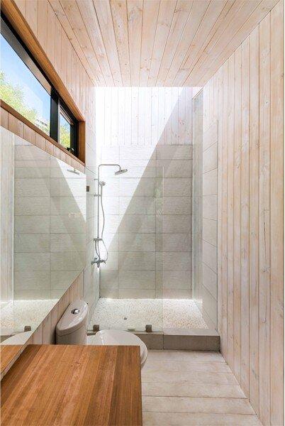 IA House - Joannon Arquitectos - Chile - Bathroom - Humble Homes