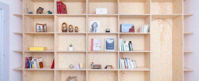 Inhabited Wooden Walls - Aurelie Monet Kasisi - Geneva - Storage 2 - Humble Homes